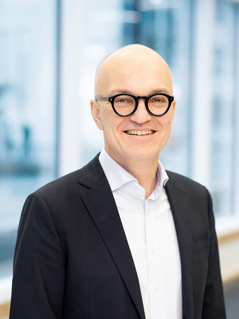 Dr. Andreas Neumann, Vorstandsmitglied
