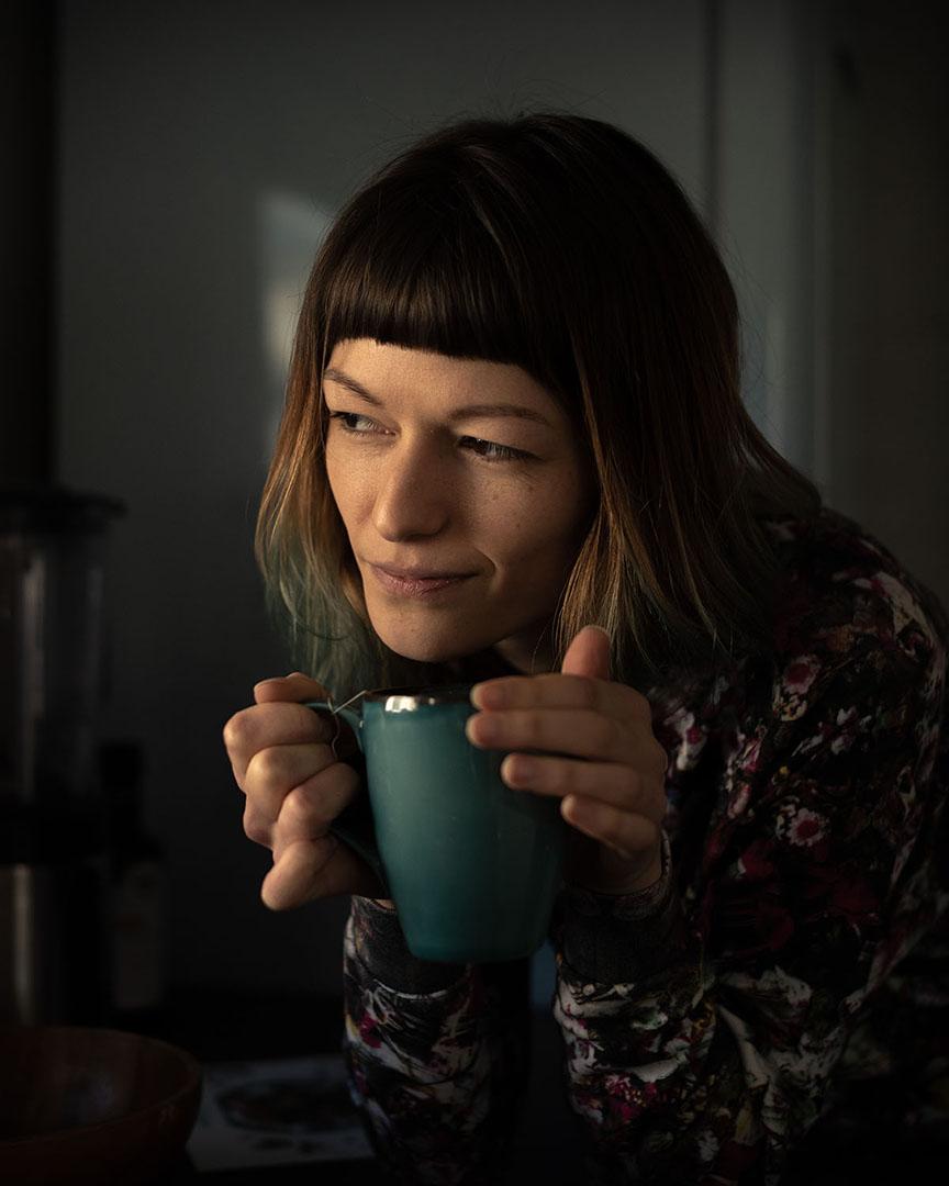 Lisa Koßmann, Tiny House Besitzerin