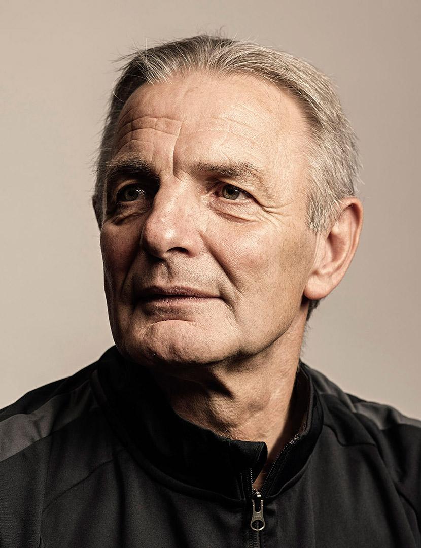Charly Koerbel, Fußballer Legende
