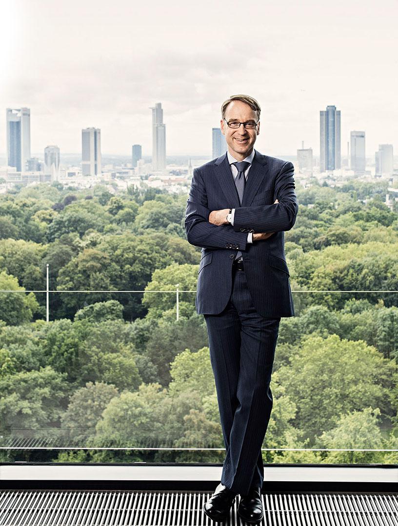 Jens Weidmann, Präsident der Deutschen Bundesbank