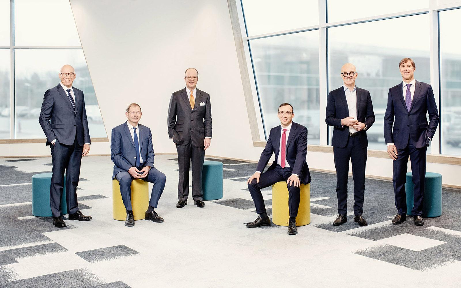 Vorstand Boehringer Ingelheim