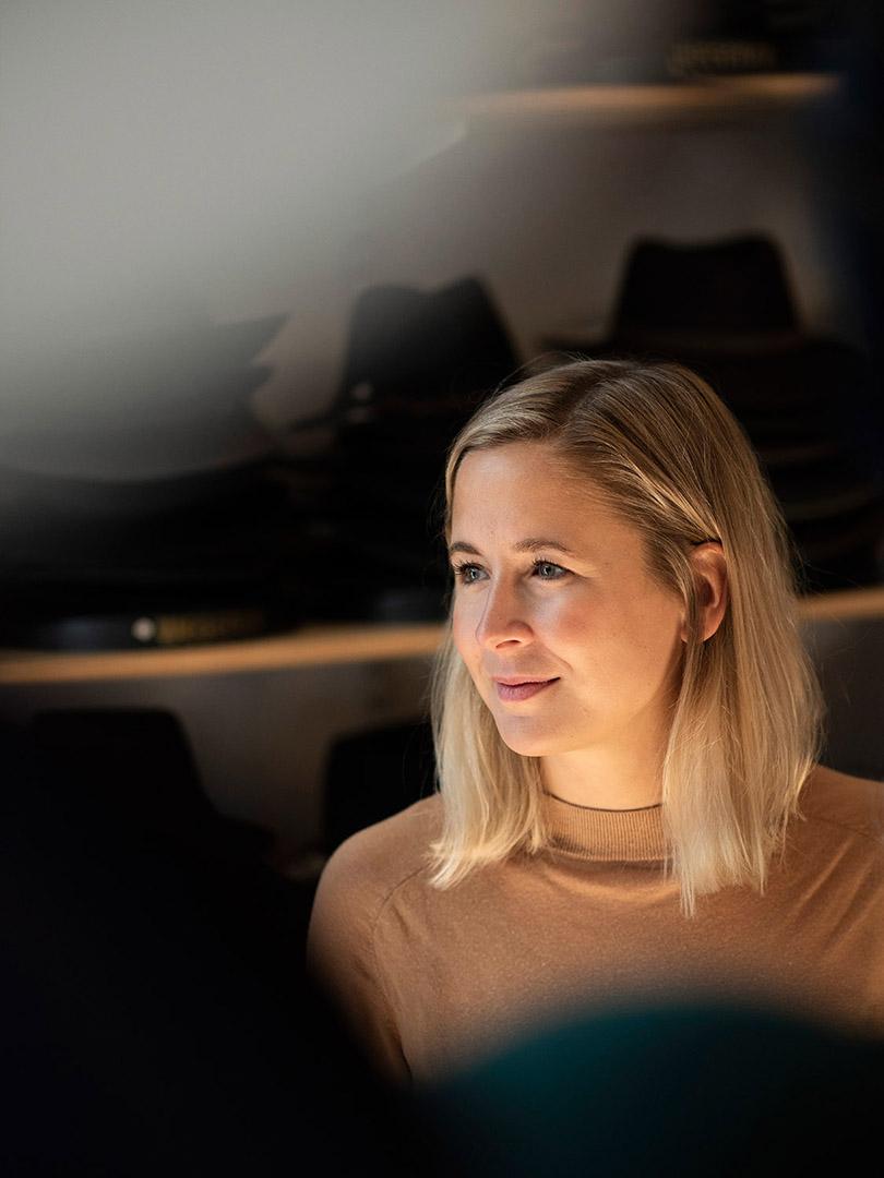 Theresa Plückhahn, CEO
