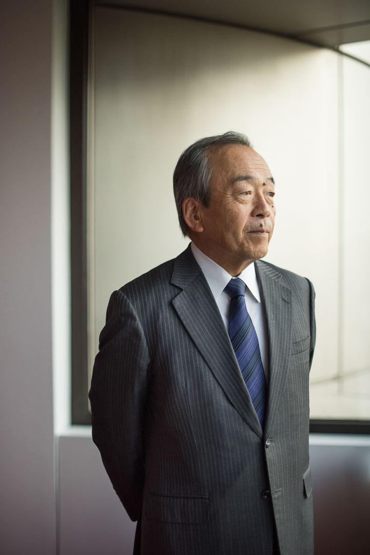 Takeshi Uchiyamada, Vorstandsvorsitzender Toyota