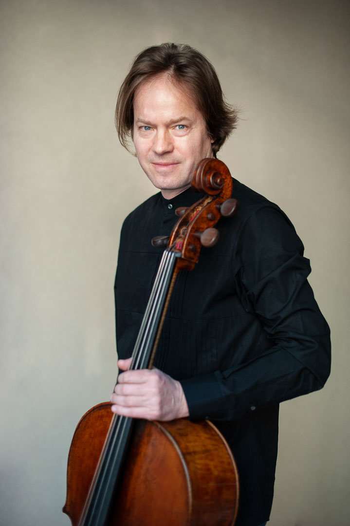 Jan Vogler, Cellist