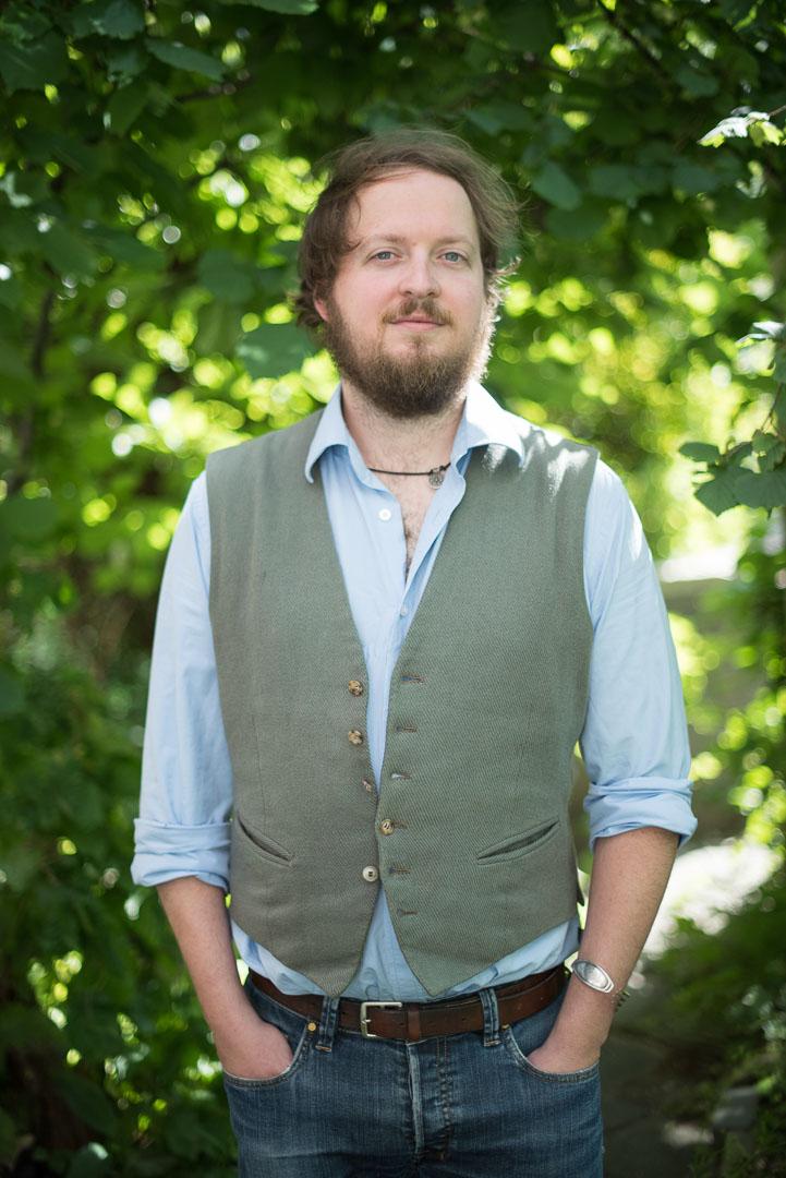 Baaf Vonk, Food-Aktivist