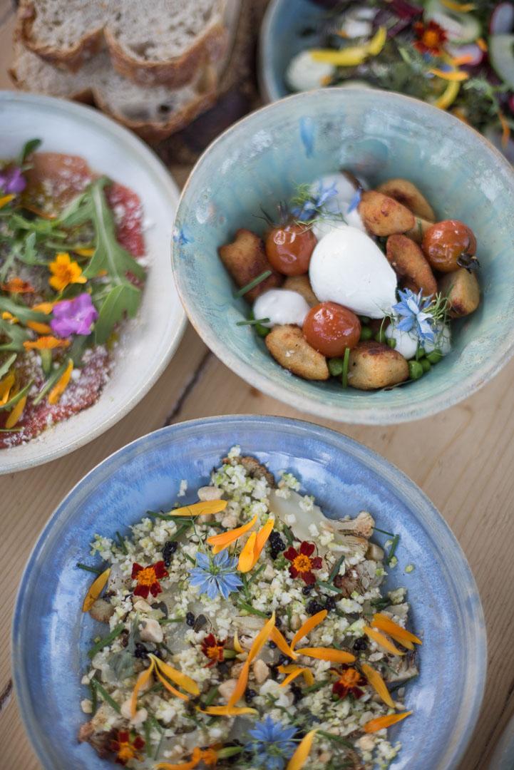 Speisen im Restaurant Vork en Mes