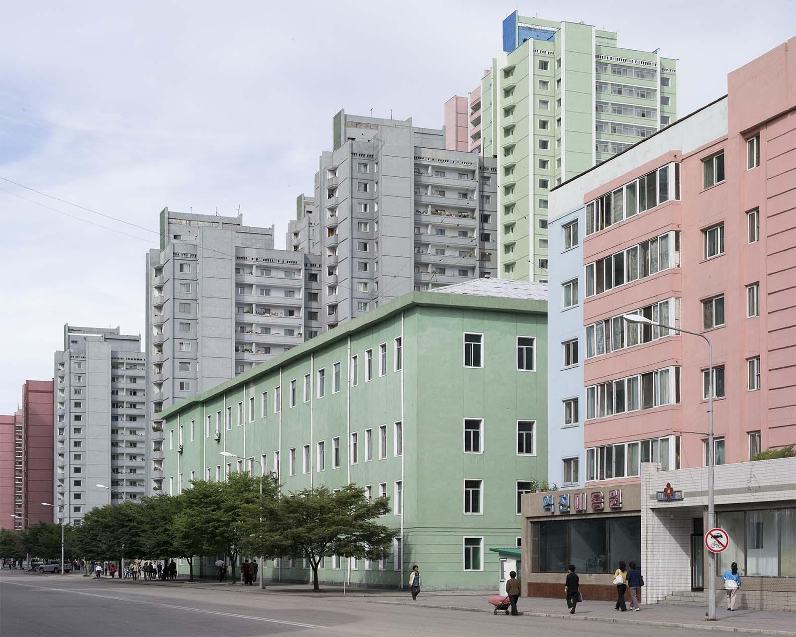 Changgwang-Straße