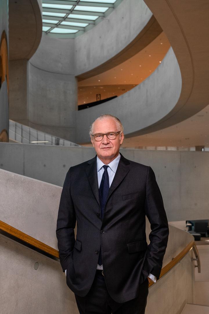 Stefan Oschmann, CEO