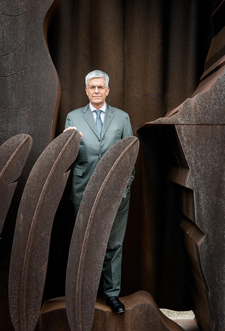 Dr. Thomas Bellut, Intendant des ZDF