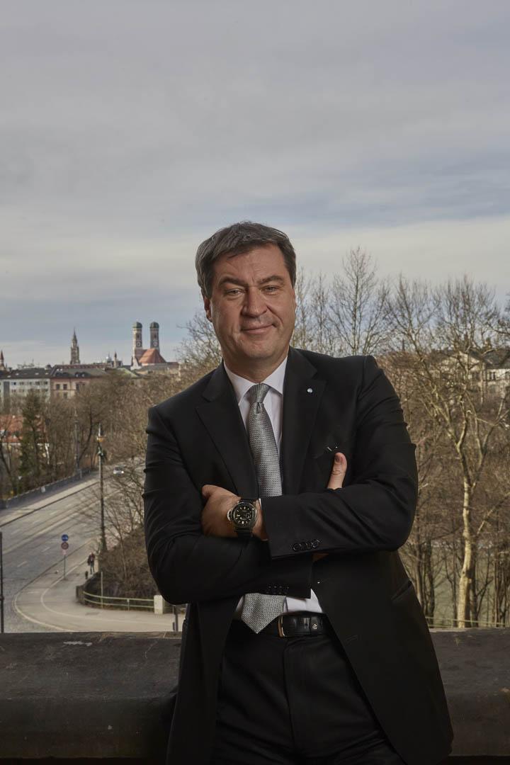 Markus Söder, Bayrischer Ministerpräsidentolitiker