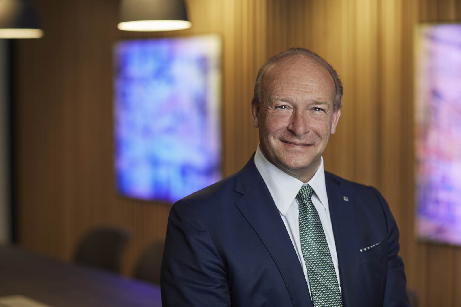 Nico Nusmeier, CEO