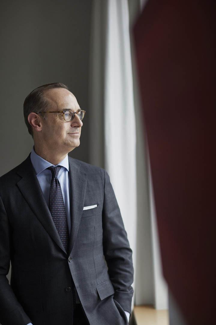 Oliver Bäte, Allianz SE Vorstandsvorsitzender