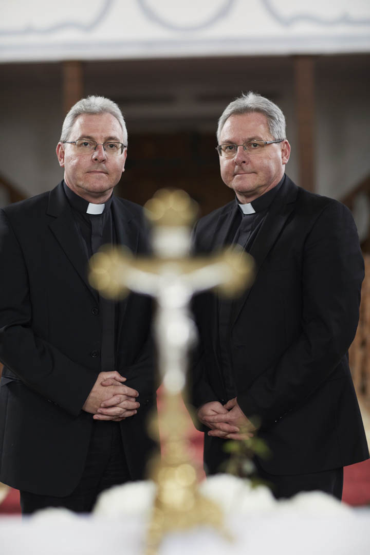 Peter und Hans-Jürgen Treittinger, Priester