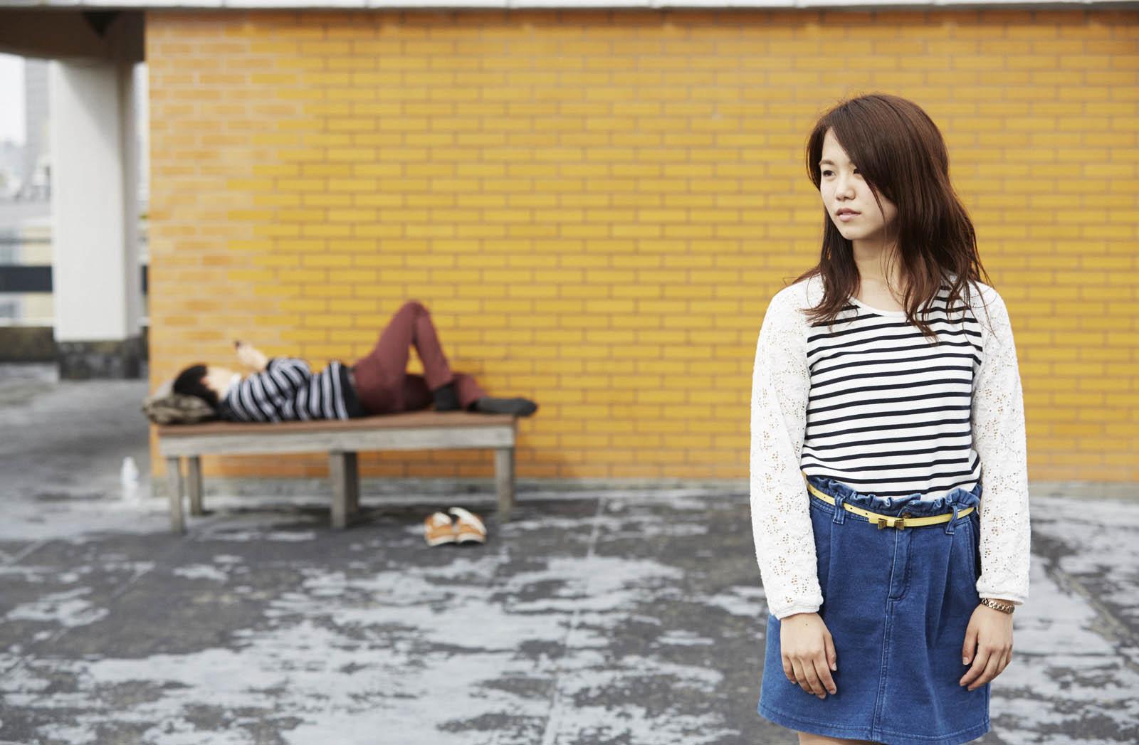 Natsuki Kameda, Praktikantin und Studentin