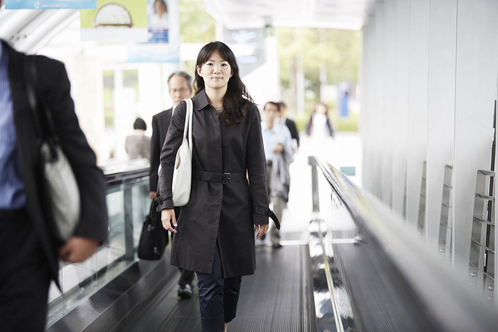 Noriko Ogasawara, Mutter