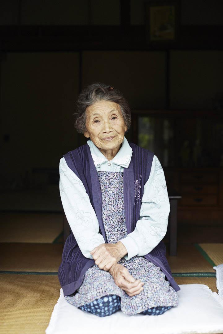 Kimiko Fujiwara, Arbeiterin