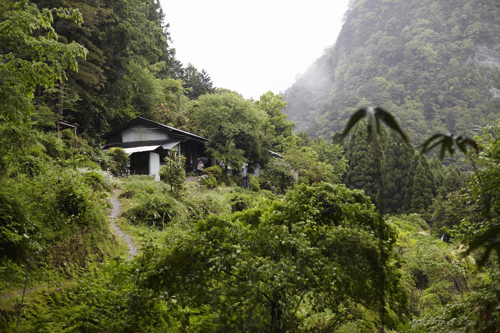 Akie Itoh, Dorfbewohnerin