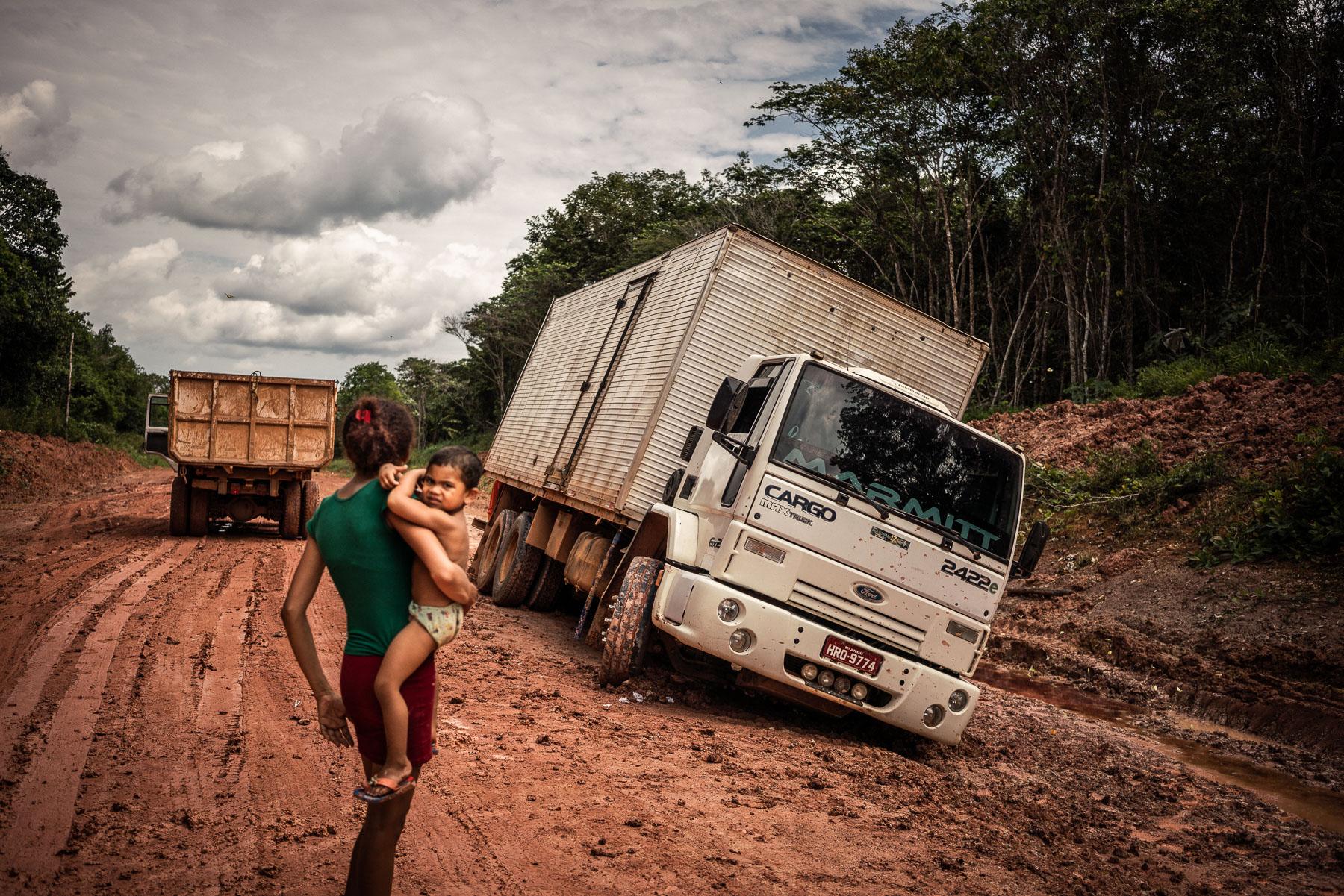 Regivan, Truck Driver