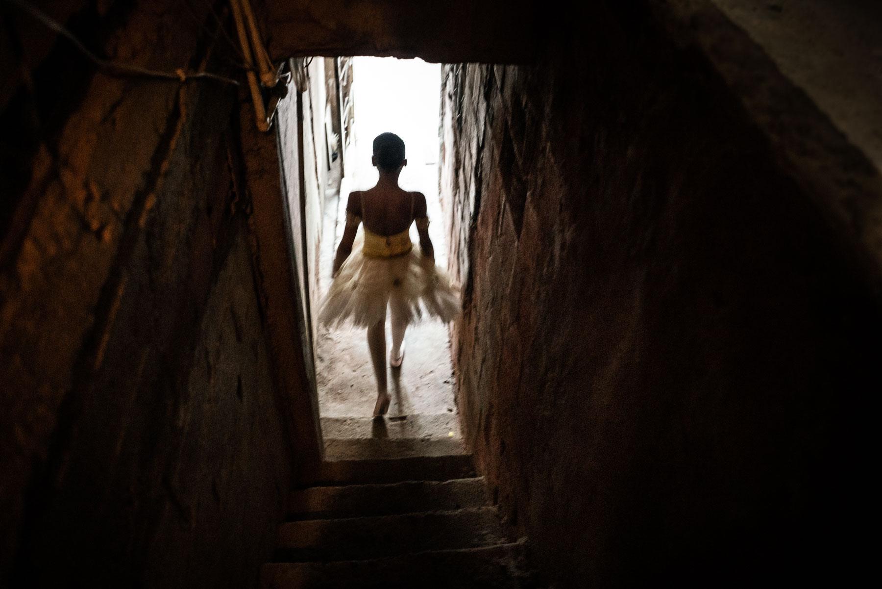 Thyffanny Almeida Ribeiro, Ballet Manguinhos