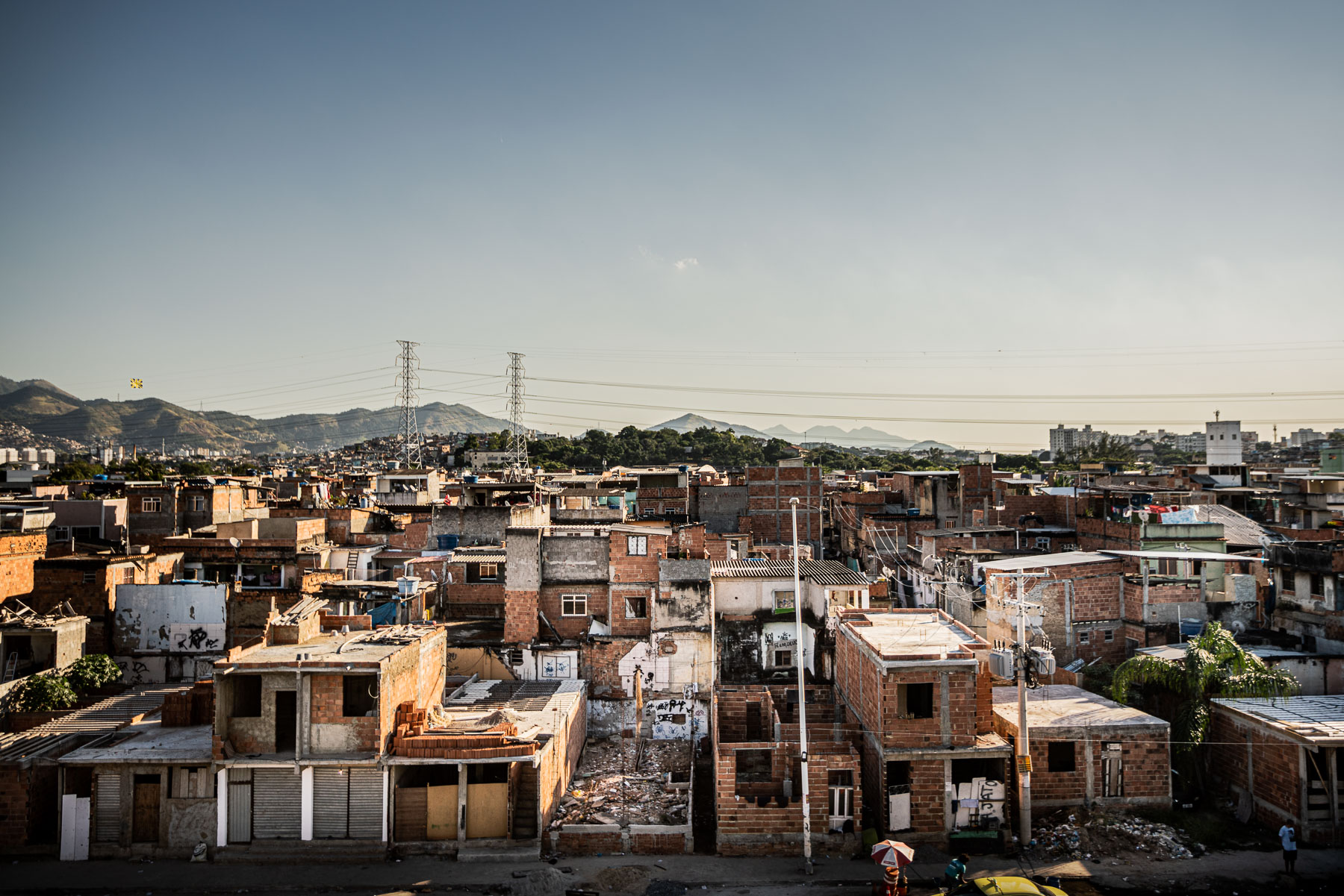 Manguinhos Favela
