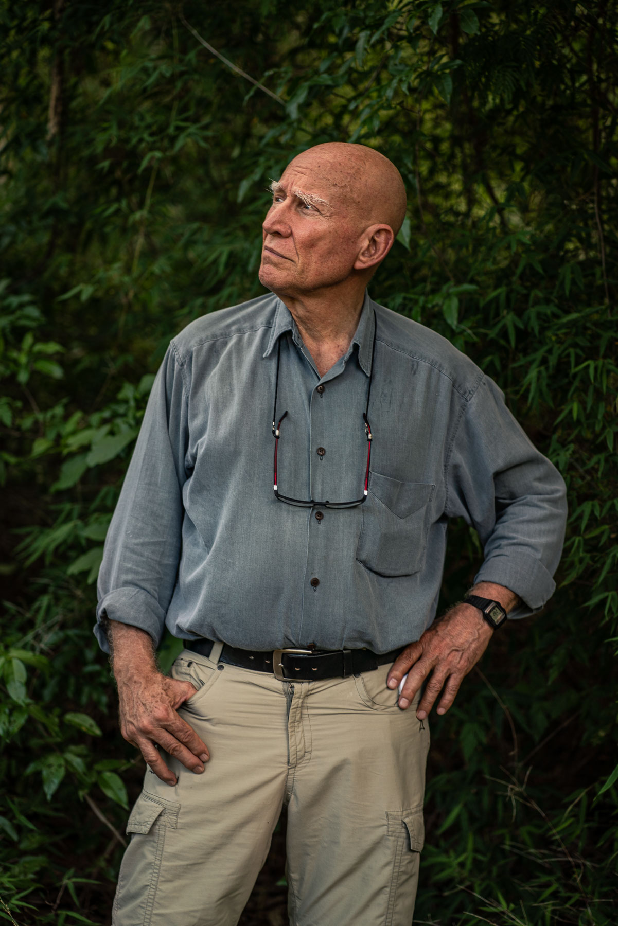 Sebastião Salgado, Photographer and Environmental Activist