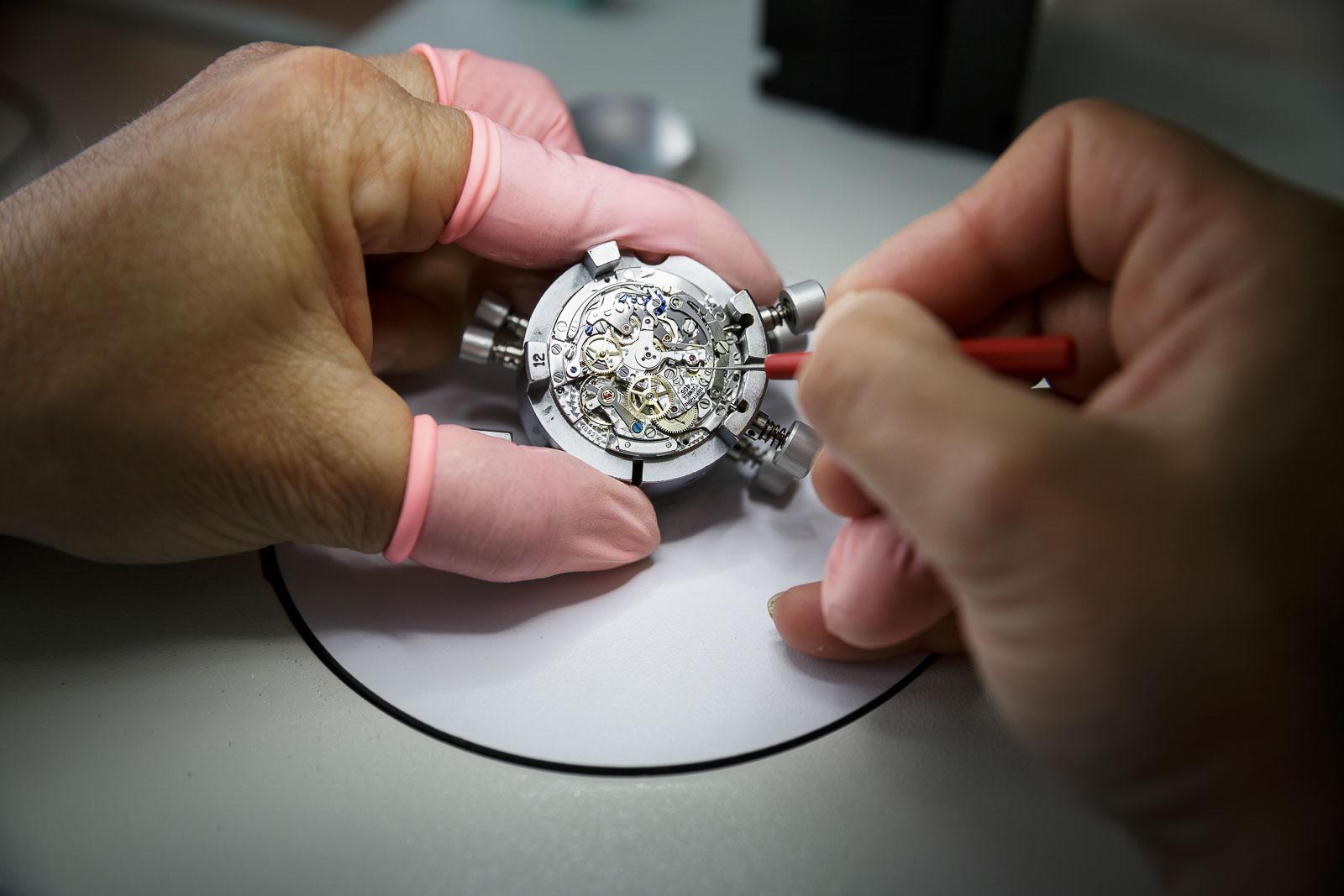 EL PRIMERO Uhrenwerk