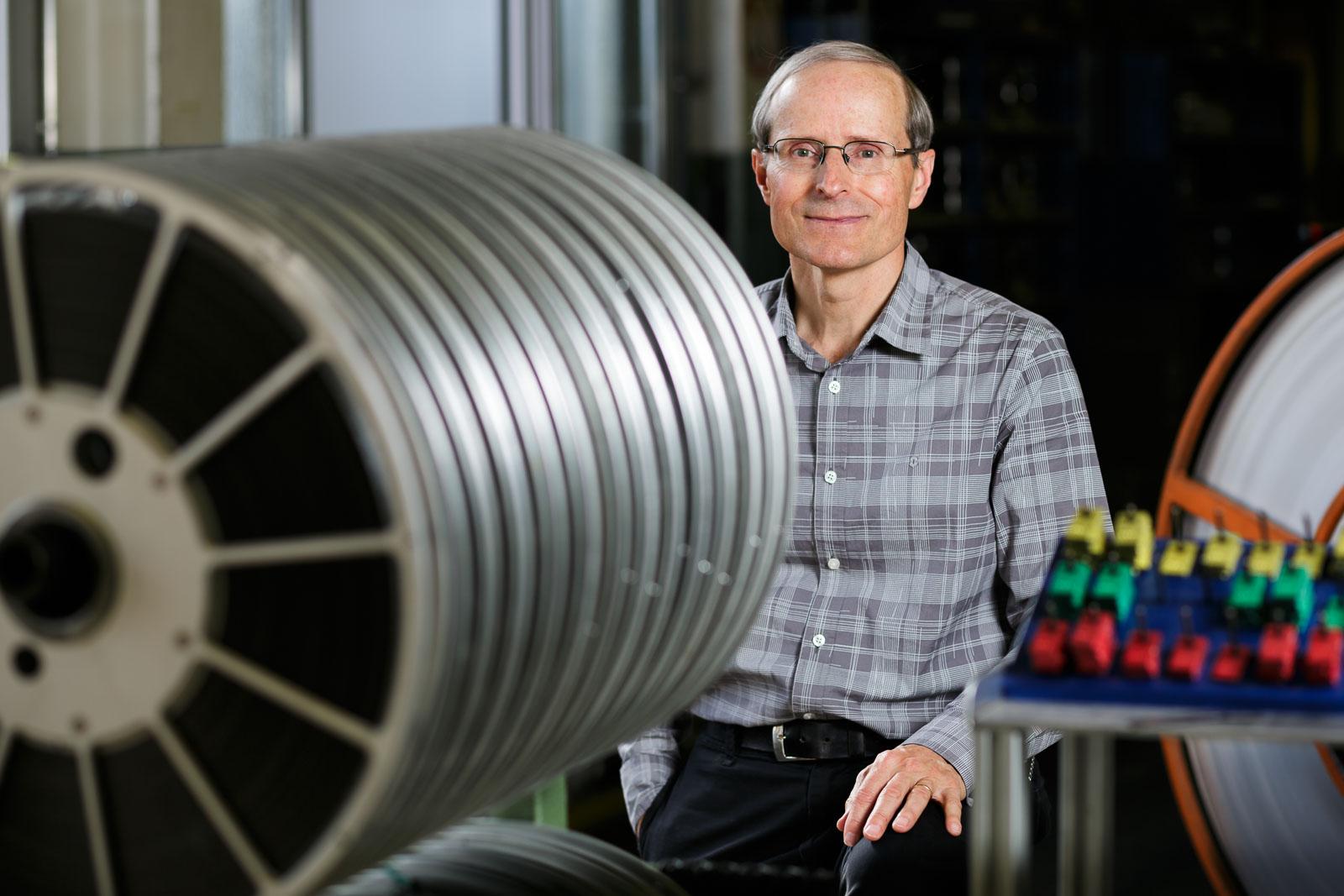 Carl Elsener Junior, CEO Victorinox