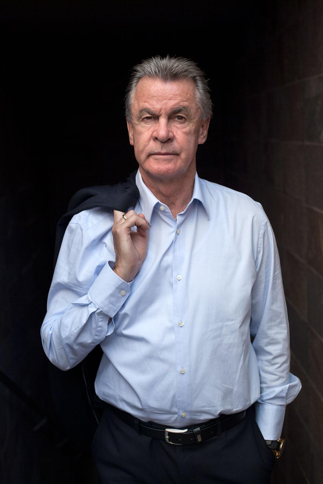 Ottmar Hitzfeld, Fussballtrainer