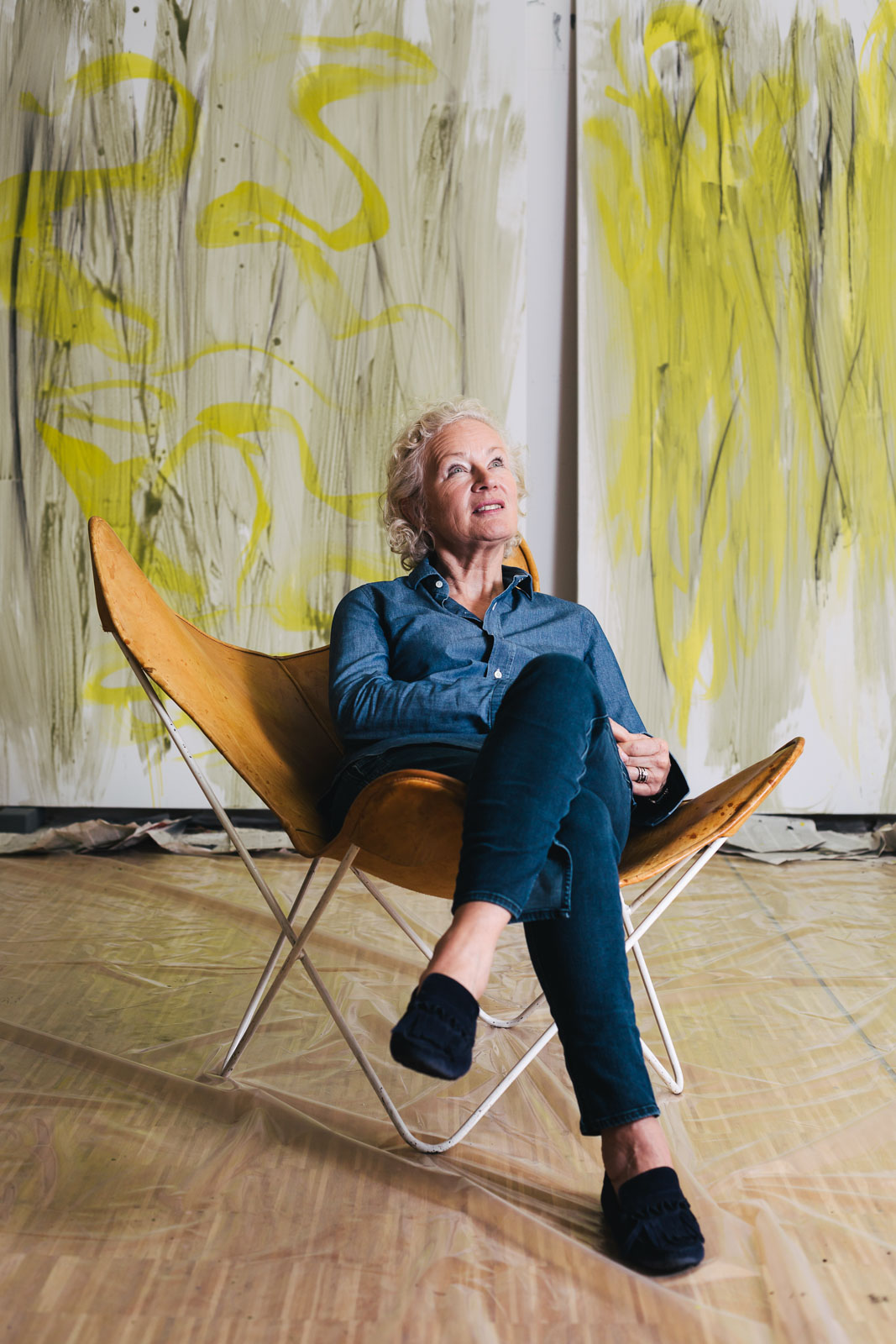 Ika Huber, Künstlerin