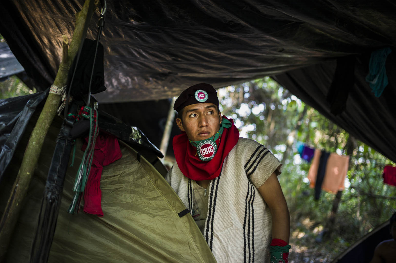Junger Ureinwohner