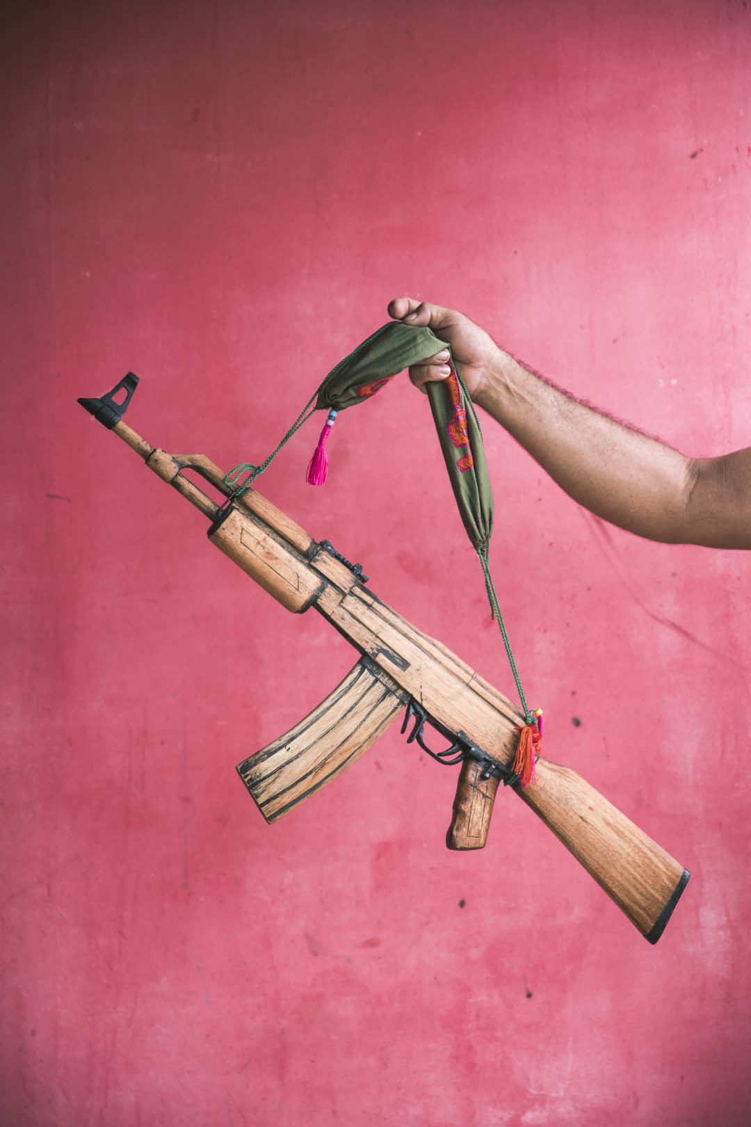 Nachbau eines AK47 Sturmgewehrs