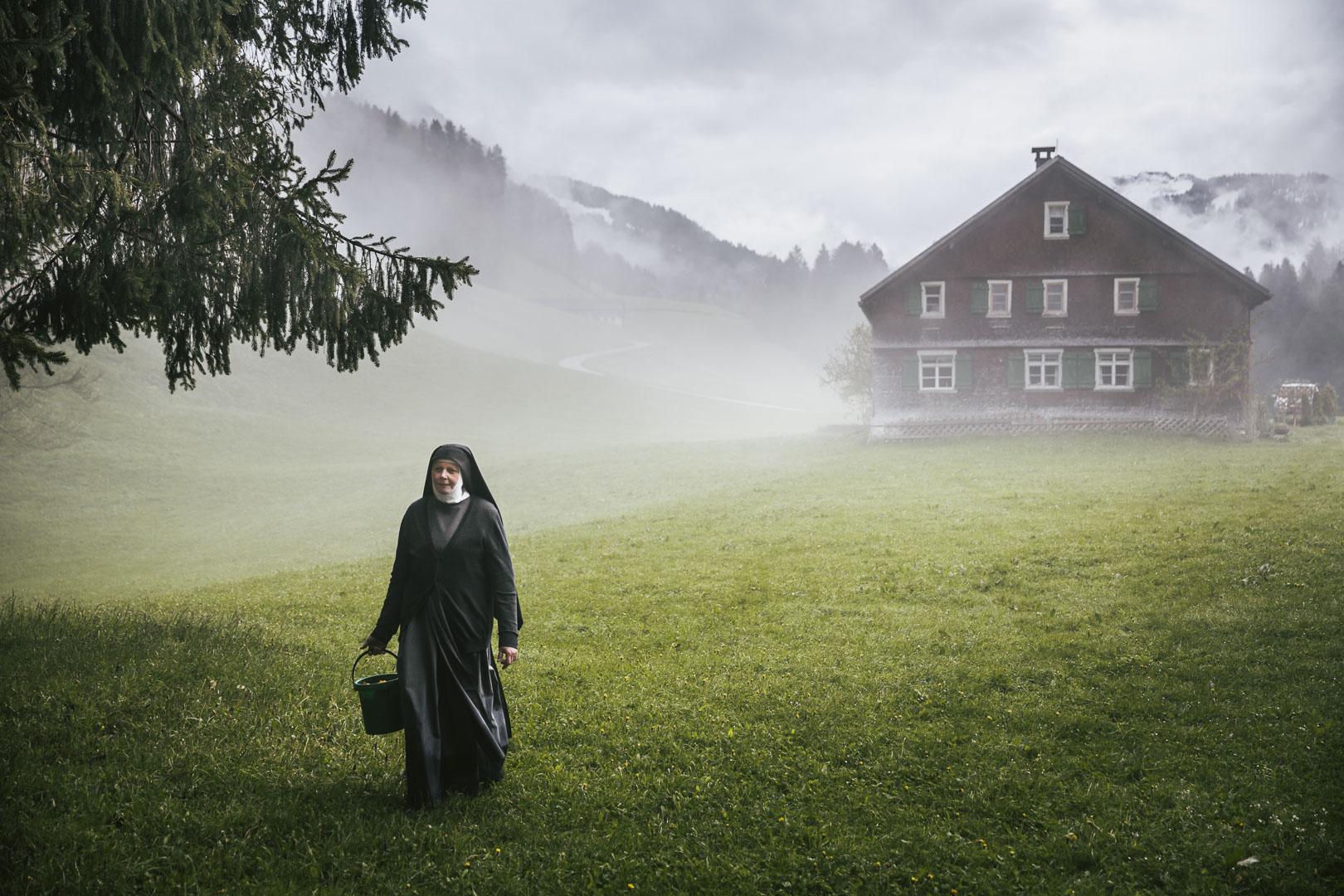 Schwester Dominica, Eremitin