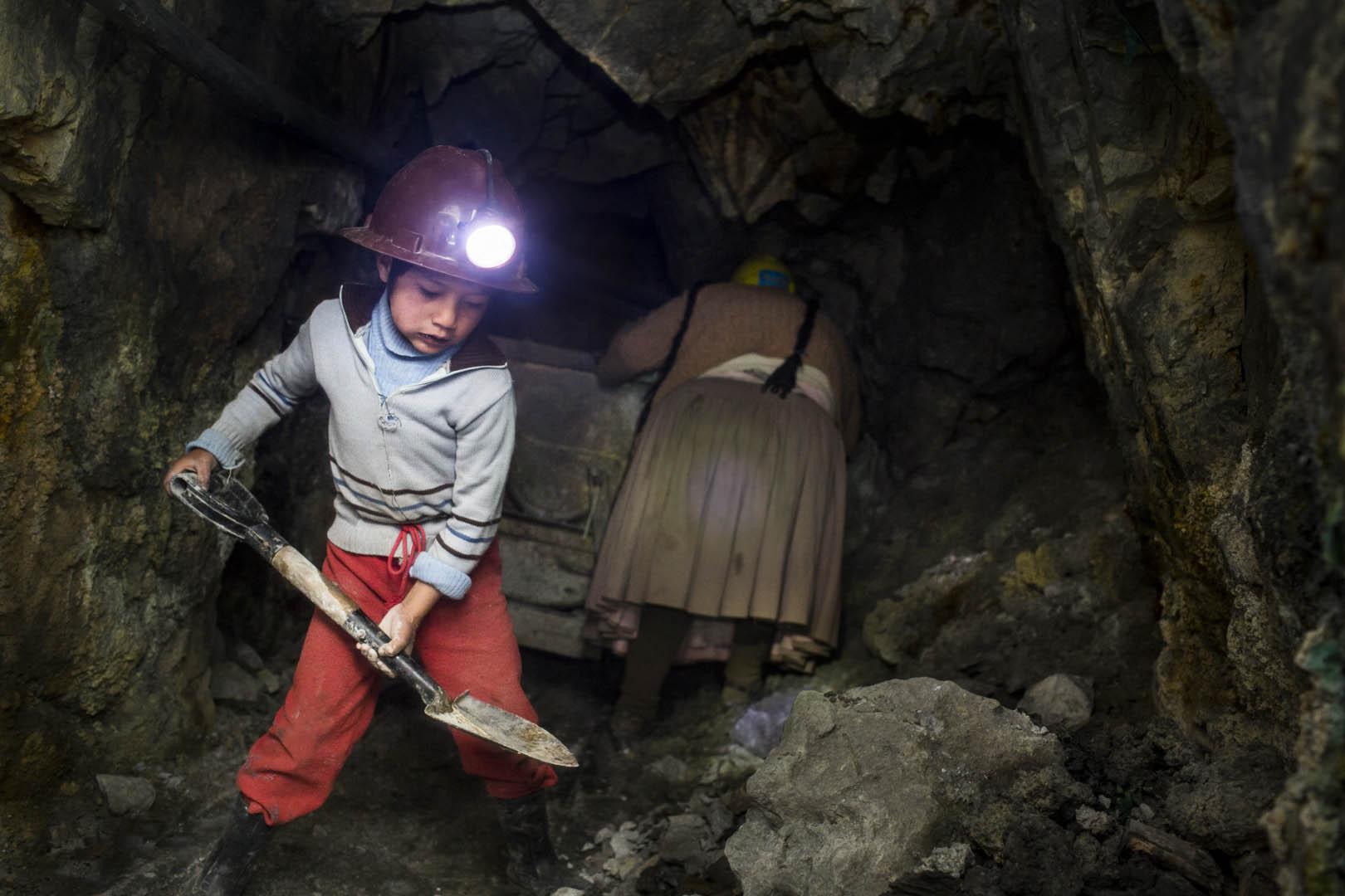 Israel, Kinderarbeiter