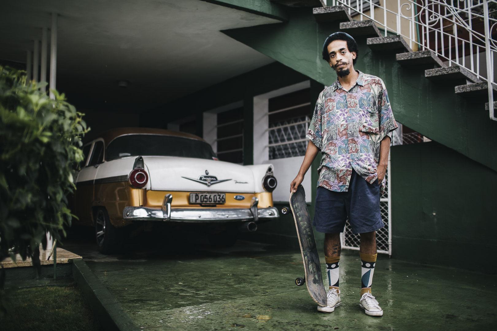 Orly, Skater