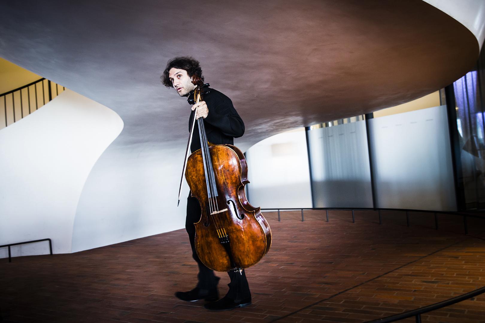 Nicolas Altstaedt, Cello Solist