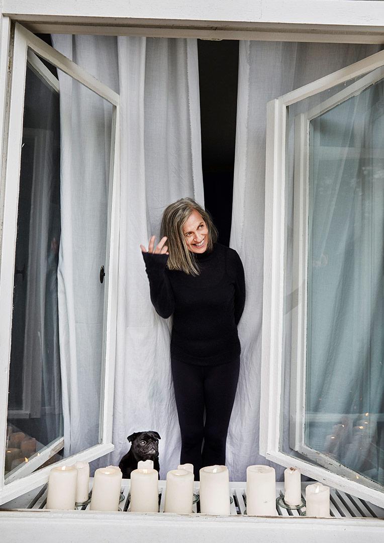 Gabriele Strehle, Modedesignerin