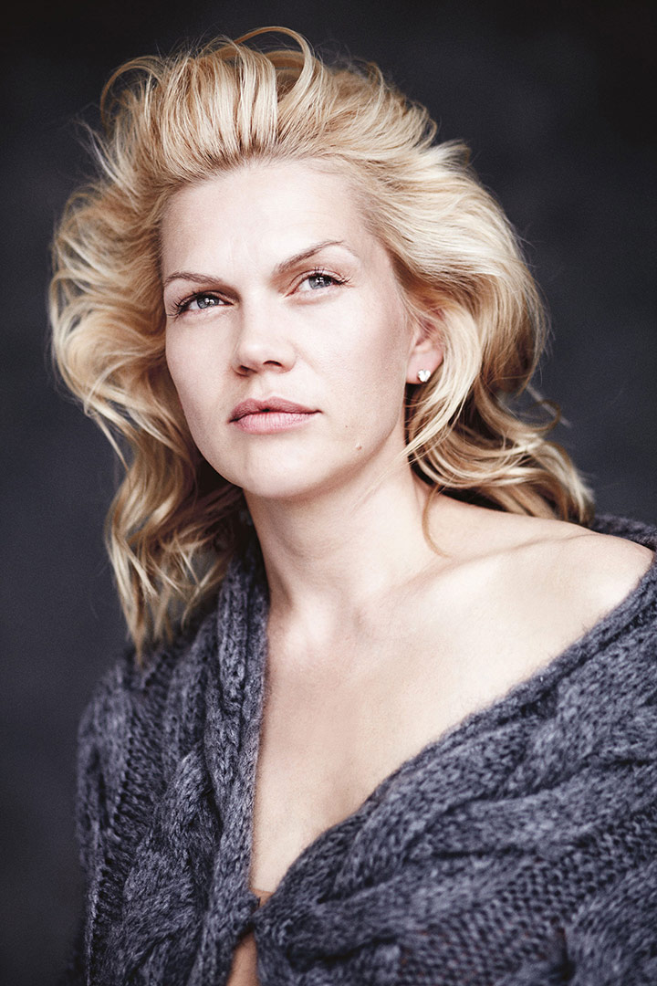 Anna Loos, Schauspielerin und Sängerin