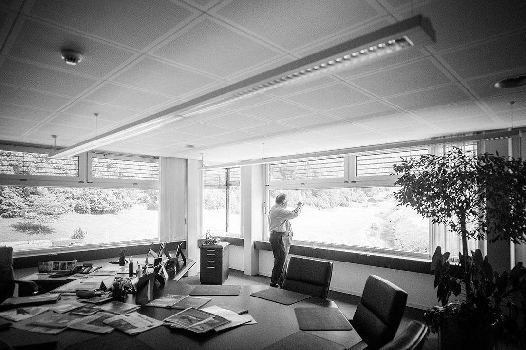 Bettermanns Schweizer Büro