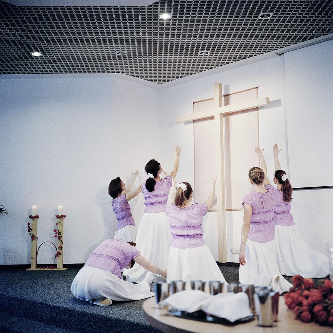 Gottesdienst der Evangelisch-Freikirchlichen Gemeinde