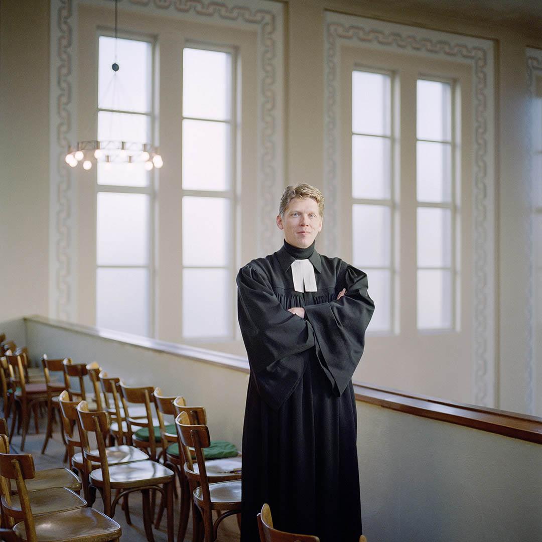 Ralf Breitkreutz, Pfarrer
