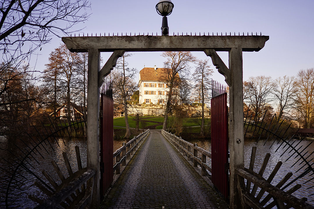 Anwesen Sigg-Schloss Mauensee