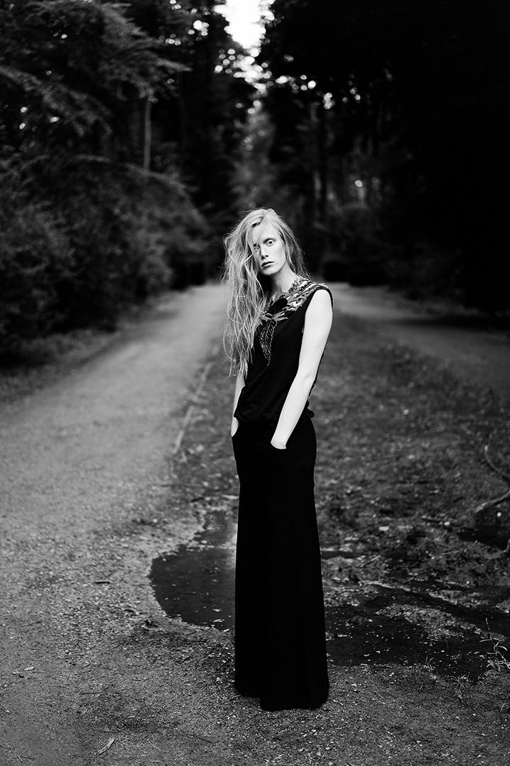 Zoe Herveva, Model