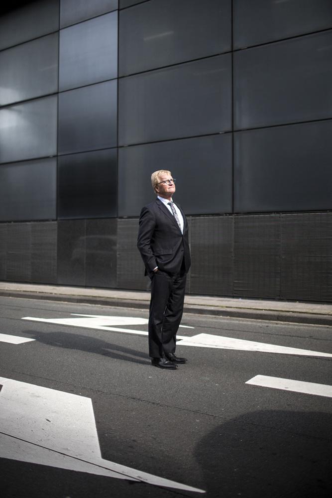 Hans de Boer, Ökonom, Unternehmer und Vorstandsvorsitzender