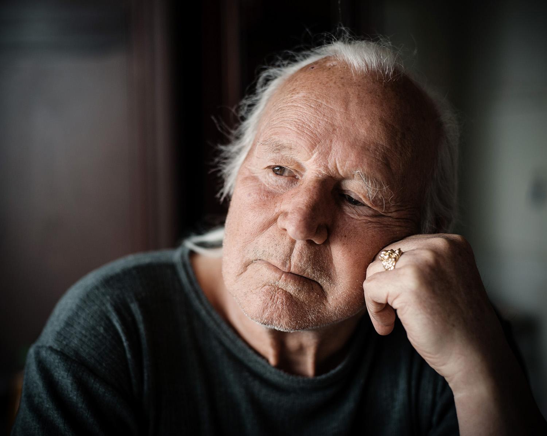 Wolfgang F., ehemaliger Obdachloser
