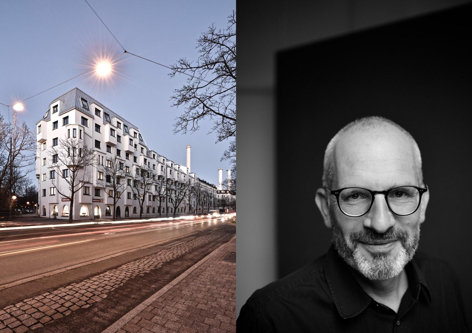 Hannes Rössler, Architekt