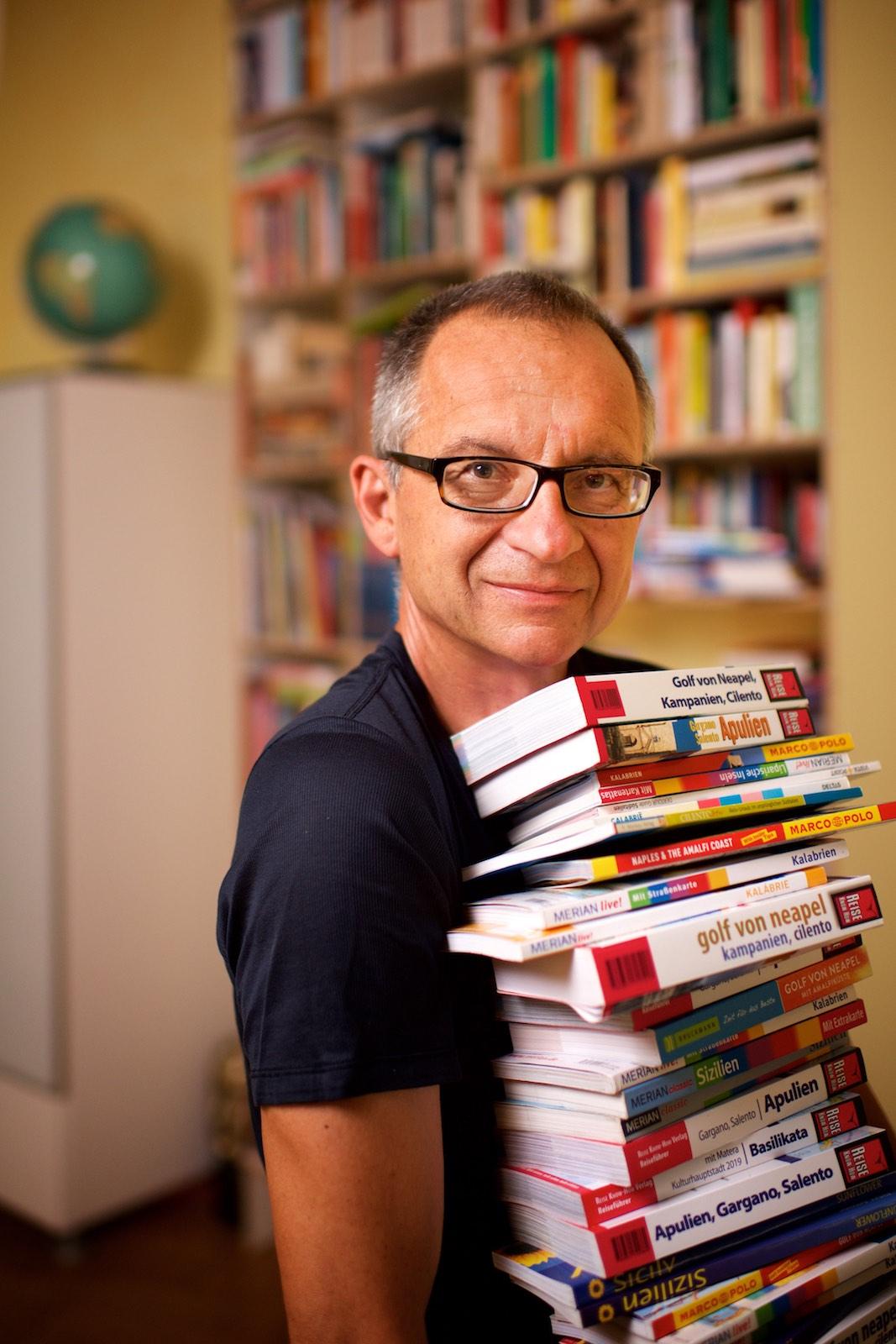 Peter Amann, Reiseführer-Autor