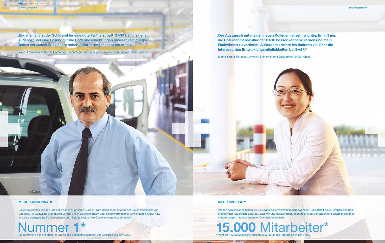 Fototermine | Portraits mit  Kunden, Mitarbeitern und Wissenscha