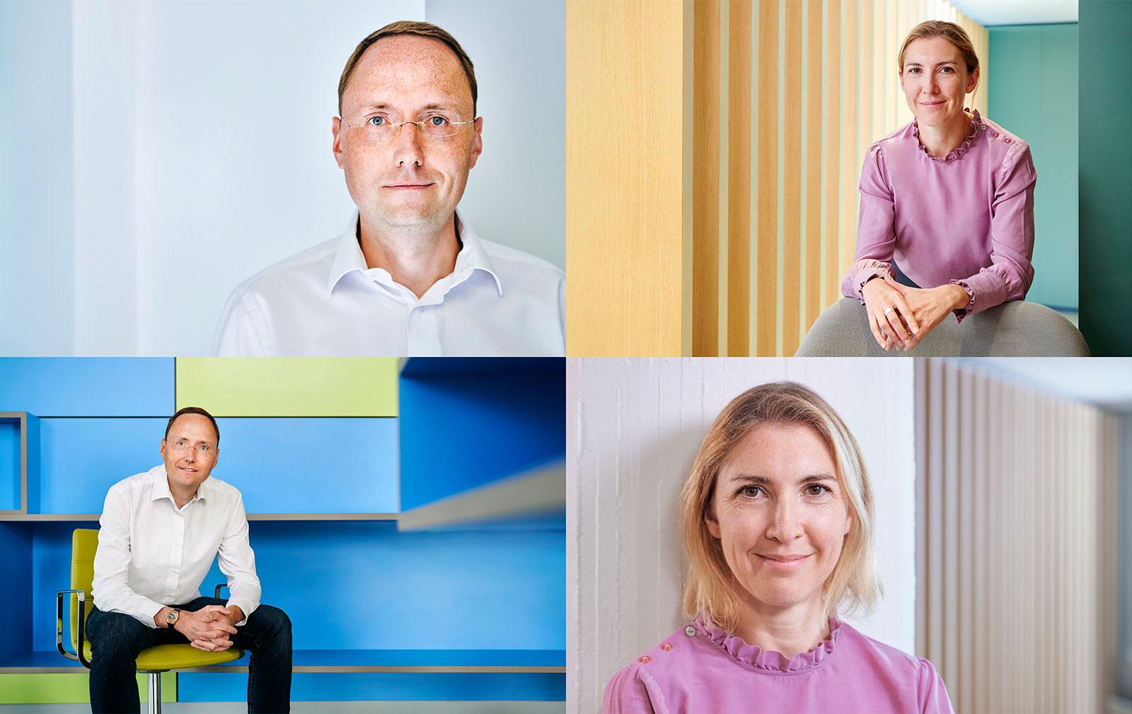 Fototermin | Portraits mit Wissenschaftlern der Bayer AG, für e