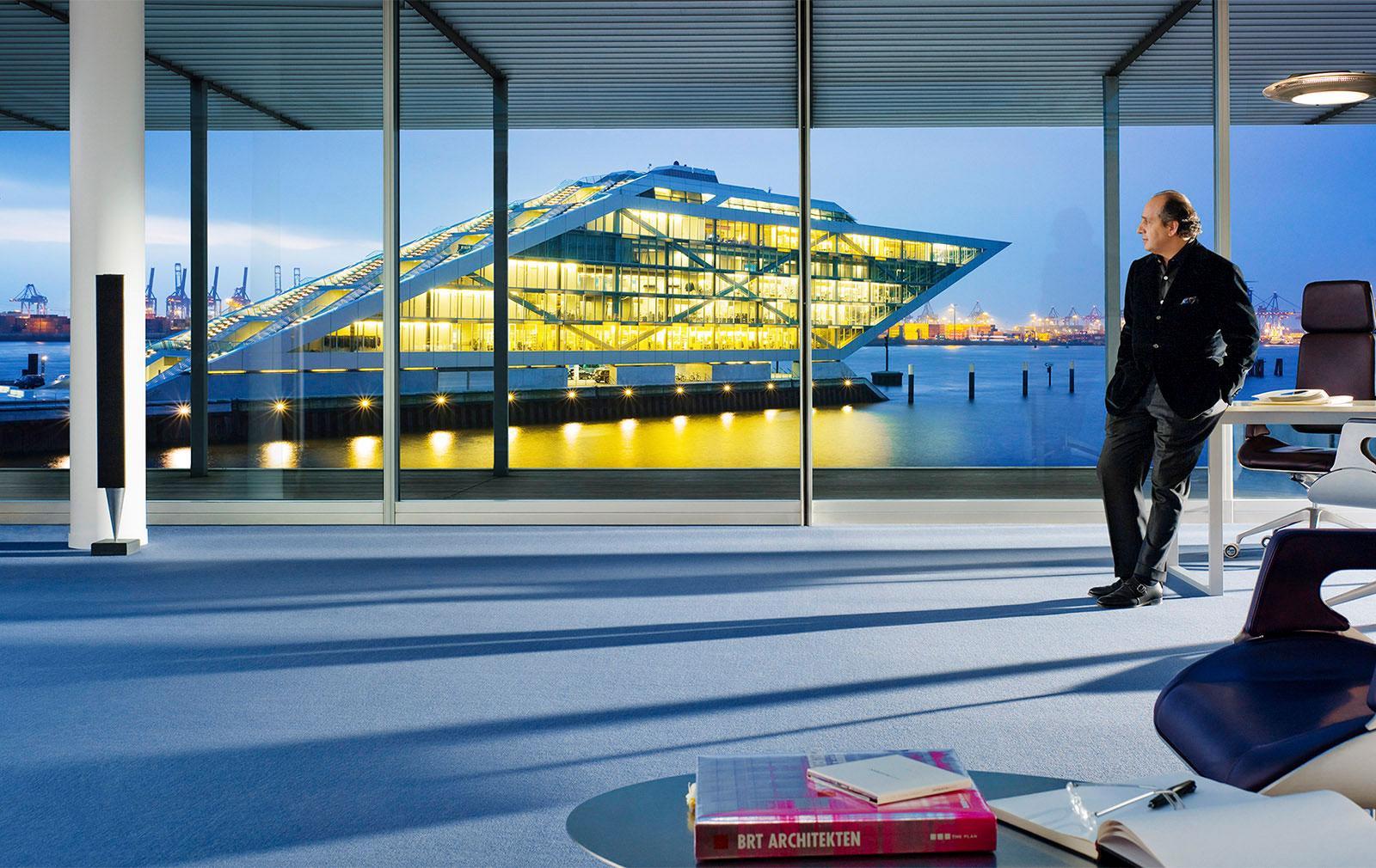 Fototermin | Portrait für den Teppich Hersteller Vorwerk & Co.
