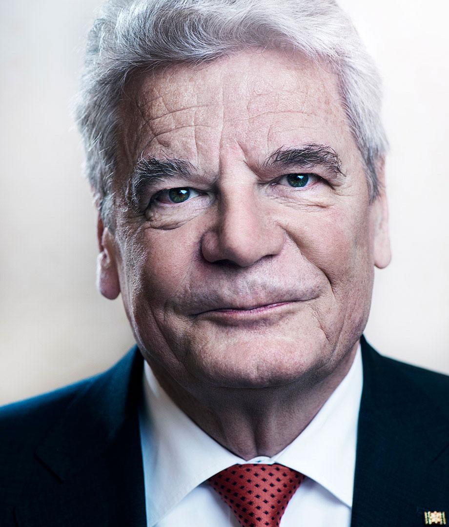 Joachim Gauck, elfter Bundespräsident